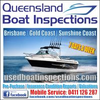Used Boat Inspections - Brisbane